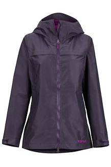 Women's Tamarack Waterproof Jacket, Purple, medium