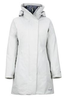 Women's West Side Component Jacket, Bright Steel, medium