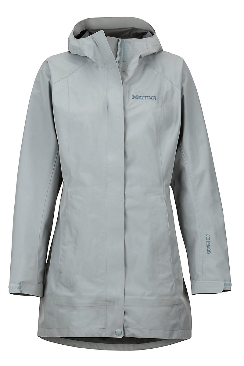 38e2eb53609 Women's Essential Jacket, Grey Storm, large
