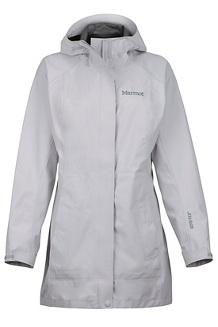 Women's Essential Jacket, Platinum, medium