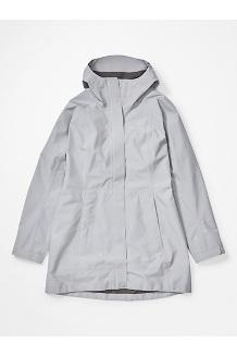 Women's Essential Jacket, Sleet, medium
