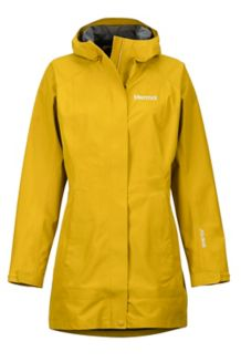 Women's Essential Jacket, Golden Palm, medium