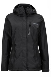 Wm's Ramble Component Jkt, Black, medium