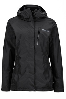 Women's Ramble Component Jacket, Black, medium