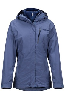 Women's Ramble Component 3-in-1 Jacket, Storm, medium