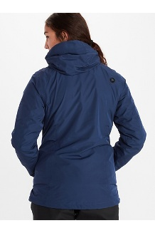 Women's Ramble Component 3-in-1 Jacket, Claret, medium