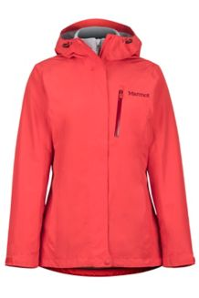 Women's Ramble Component Jacket, Scarlet Red, medium