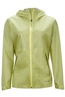 Wm's Crystalline Jacket, Sunny Lime, medium