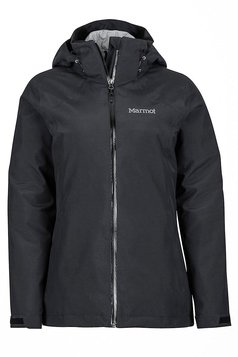 Wm's Featherless Component Jacket, Black, large