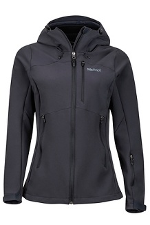 Women's Moblis Jacket, Black, medium