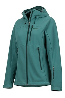 Women's Moblis Jacket, Mallard Green, medium