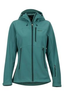 Wm's Moblis Jacket, Mallard Green, medium