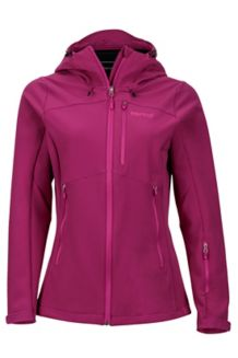 Wm's Moblis Jacket, Deep Plum, medium
