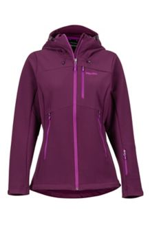 Wm's Moblis Jacket, Dark Purple, medium