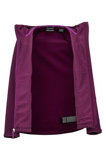 Women's Moblis Jacket, Dark Purple, medium