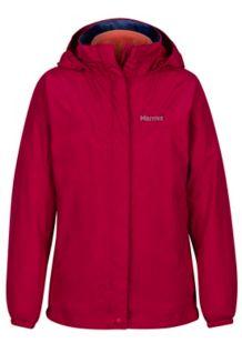 Girl's Northshore Jacket, Bright Ruby, medium