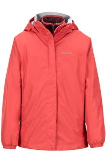 Girl's Northshore Jacket, Desert Red, medium