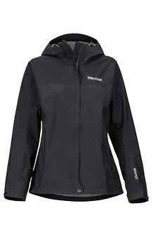 Women's Minimalist Jacket, Black, medium