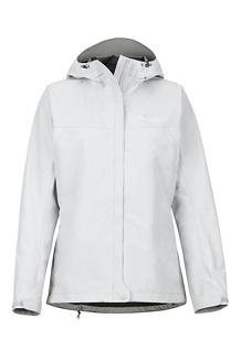 Women's Minimalist Jacket, Bright Steel, medium