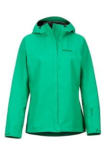 Women's Minimalist Jacket, Turf Green, medium