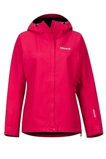 Women's Minimalist Jacket, Disco Pink, medium