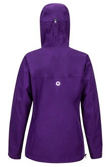 Women's Minimalist Jacket, Acai, medium