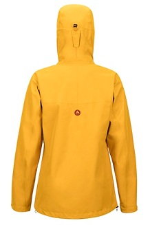 Women's Minimalist Jacket, Yellow Gold, medium