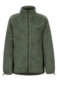 Kids' PreCip Eco Component 3-in-1 Jacket, Rosin Green/Crocodile, medium