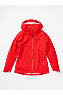 Women's EVODry Clouds Rest Jacket, Victory Red, medium