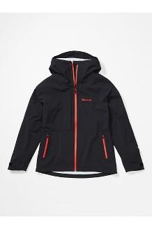 Women's EVODry Torreys Jacket, Black, medium