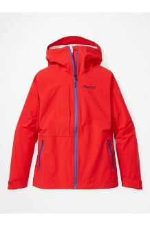 Women's EVODry Torreys Jacket, Victory Red, medium