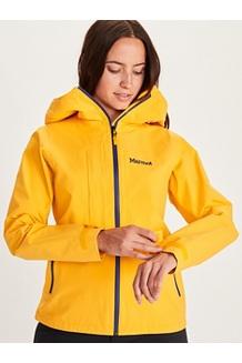 Women's EVODry Torreys Jacket, Solar, medium