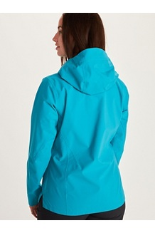 Women's EVODry Bross Jacket, Enamel Blue, medium