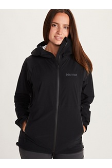 Women's Keele Peak Jacket, Black, medium