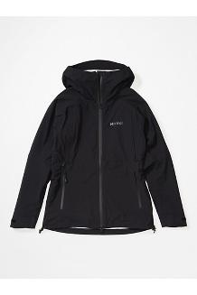 Women's Keele Peak Jacket, Black, medium