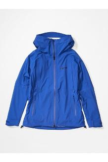 Women's Keele Peak Jacket, Royal Night, medium