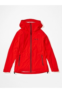 Women's Keele Peak Jacket, Victory Red, medium