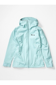 Women's PreCip Stretch Jacket, Corydalis Blue, medium