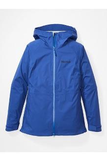 Women's PreCip Stretch Jacket, Royal Night, medium