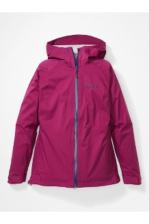 Women's PreCip Stretch Jacket, Wild Rose, medium