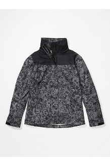 Women's PreCip Eco Print Jacket, Flowers, medium