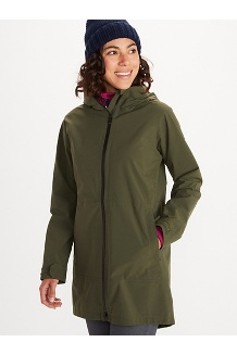 Women's EVODry Kingston Jacket, Nori, medium