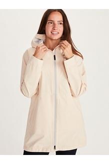 Women's EVODry Kingston Jacket, Mandarin Mist, medium