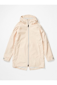 Women's EVODry Kingston Jacket, Mandarin Mist, medium