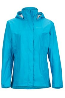 Wm's PreCip Jacket, Oceanic, medium