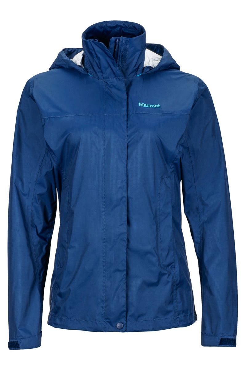 Wm's PreCip Jacket, Arctic Navy, large