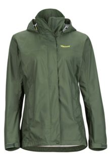 Wm's PreCip Jacket, Crocodile, medium