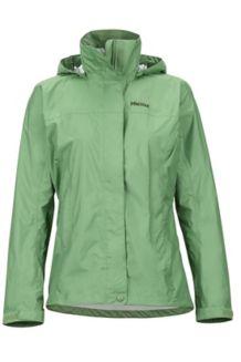 Wm's PreCip Jacket, Vine Green, medium