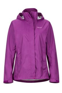 Women's PreCip Jacket, Grape, medium