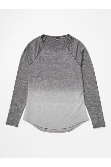 Women's Cabrillo Long-Sleeve Shirt, White, medium